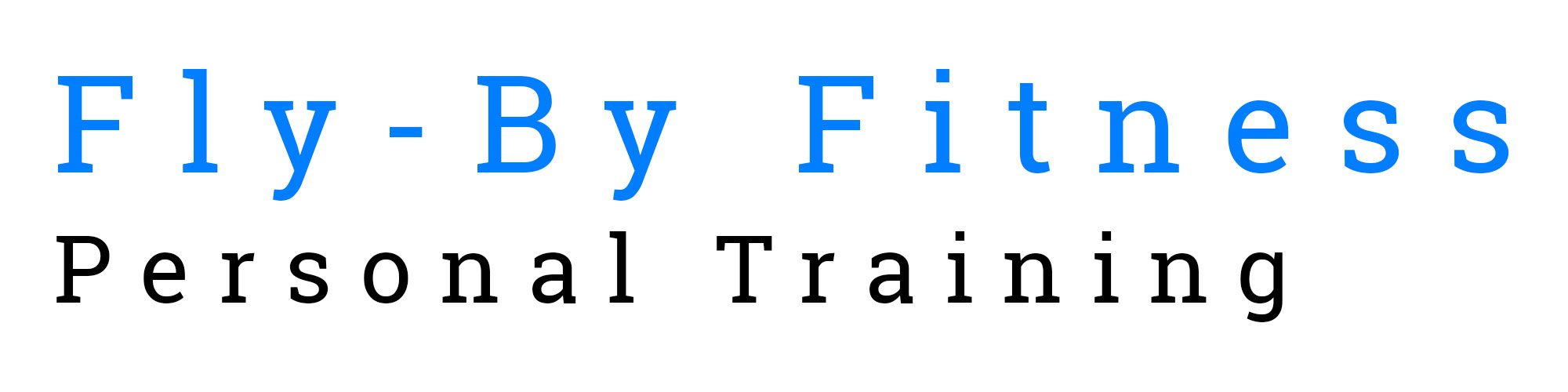 Fly-By Fitness Personal Training